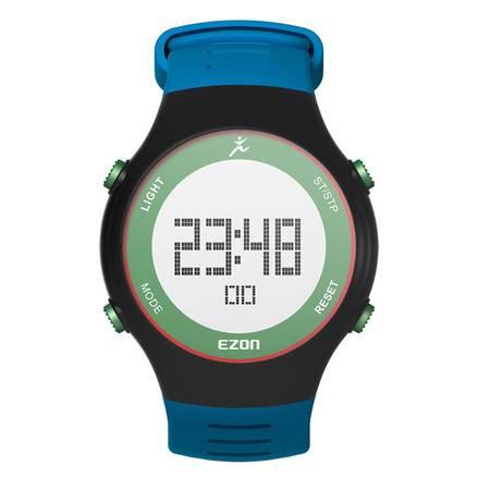 宜准(EZON)超薄手表男士表休闲户外运动男表L008B12