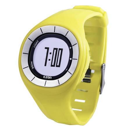 宜准(EZON)户外运动跑步手表计步手表女士时尚运动手表电子表T028B18
