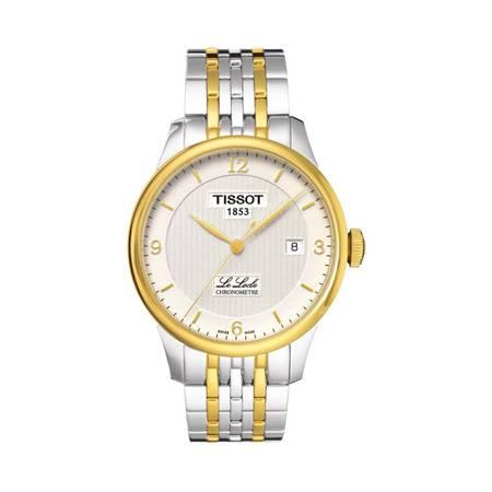【分期0首付】天梭(Tissot) 力洛克系列 自机械男士瑞士表T006.408.22.037.00