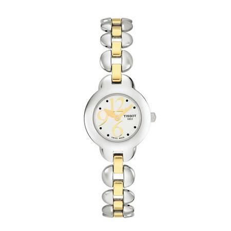 【分期0首付】天梭(Tissot) 石英女士瑞士手表T01.2.185.32