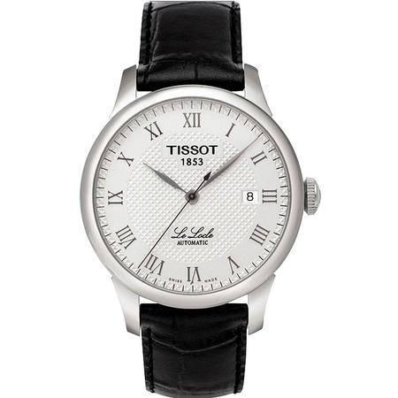 【分期零首付】天梭(Tissot) 力洛克系列男士手表 机械男表T41.1.423.33