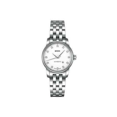 美度(MIDO) 贝伦赛丽系列女士手表 机械女表M7600.4.66.1