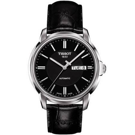 【分期零首付】天梭海星系列 机械男表 商务手表T065.430.16.051.00