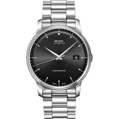 美度(MIDO) 贝伦赛丽系列男士手表 机械男表M010.408.11.051.00