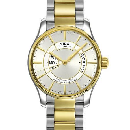 美度(MIDO) 布鲁纳系列男士手表 机械男表M001.431.22.031.00