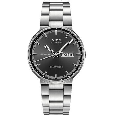 美度(MIDO) 指挥官COMMANDER系列男士手表 机械男表M014.430.11.061.00