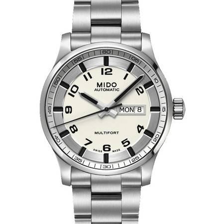 美度(MIDO) 舵手系列男士手表 自动机械男表M005.430.11.032.00