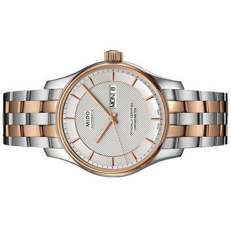 美度(MIDO) 布鲁纳系列男士手表 自动机械男表M001.431.22.031.92