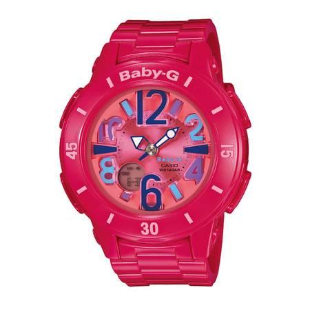 CASIO 卡西欧 手表BABY-G系列女表 时尚潮流女士手表BGA-171