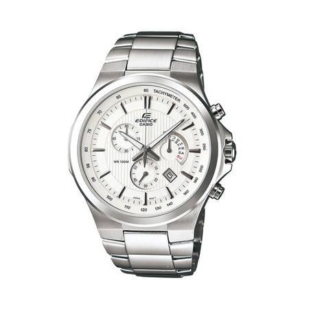 CASIO 卡西欧 手表 简洁男士手表 大气优雅男表EFR-500D-1A