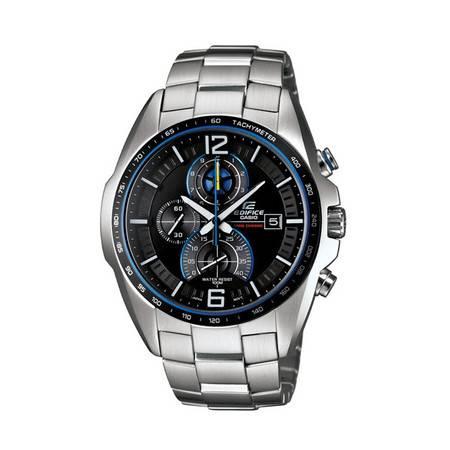 CASIO 卡西欧 手表 金属系列石英手表 男装腕表 时尚指针男表 限量发售EFR-528D-1A
