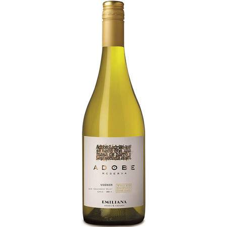 佳沃 联想佳沃智利酒Adobe维欧尼白葡萄酒 750ml