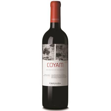 佳沃 联想佳沃智利酒Coyam可雅红葡萄酒 750ml