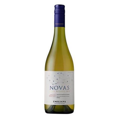 佳沃 联想佳沃智利酒Novas诺旺士长相思白葡萄酒 750ml