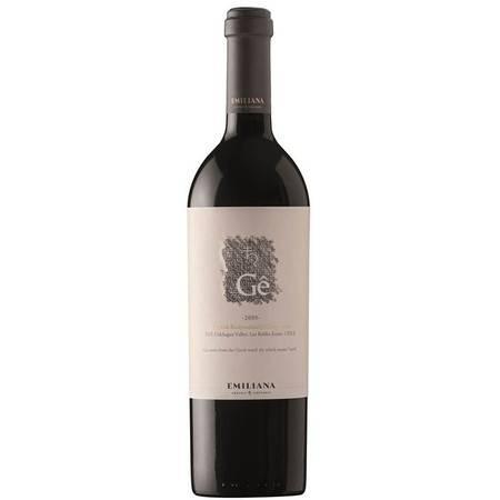 佳沃 联想佳沃智利酒Ge极干红葡萄酒 750ml
