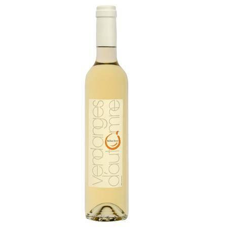佳沃 联想佳沃南法酒MBE Vendanges d''Automne(美泉.晚秋)晚收甜白葡萄酒