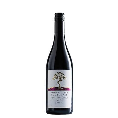 佳沃 联想佳沃澳洲酒Howard Park(豪园.颂)西拉干红葡萄酒 750ml