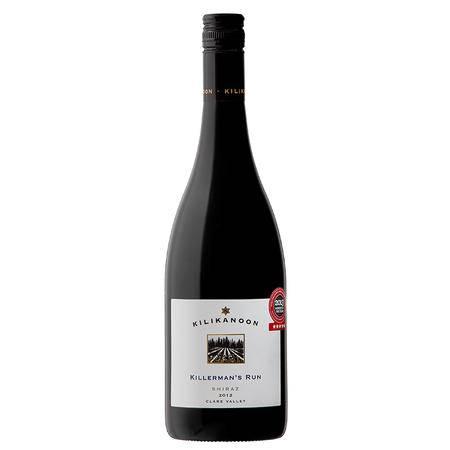 佳沃 联想佳沃澳洲酒Killerman''s Run(酷曼)西拉干红葡萄酒 750ml