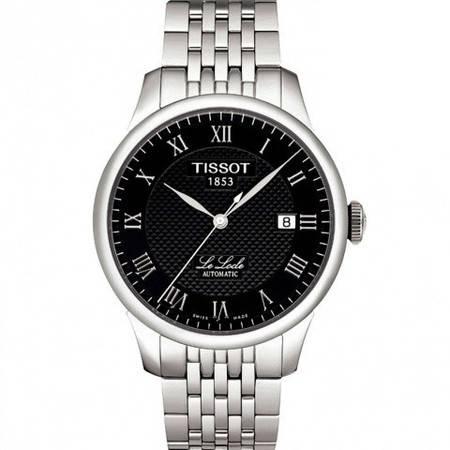 【分期零首付】天梭 (Tissot) 力洛克系列男士手表 机械男表 T41.1.483.53