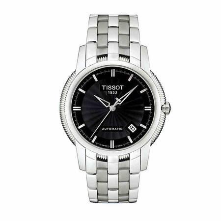 【分期0首付】天梭手表TISSOT-宝环系列机械男表 T97.1.483.51