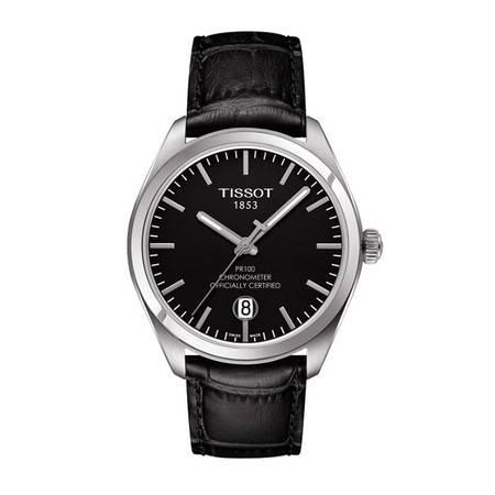 【分期零首付】Tissot/天梭时尚休闲男士石英腕表T101.451.16.051.00