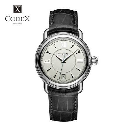 【分期零首付】CODEX豪度正品 奢华真皮表带休闲运动男表60900x60010636/735/74