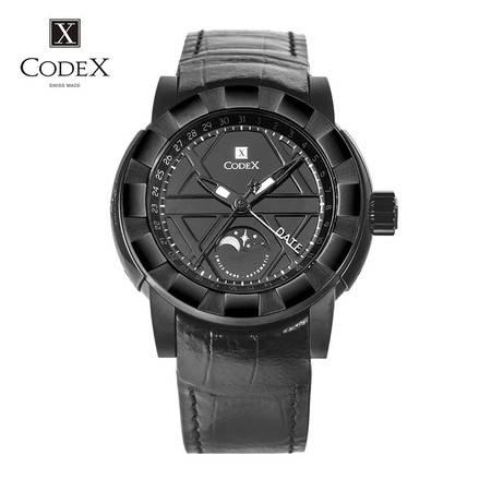 【分期0首付】CODEX豪度正品 时尚休闲机械女表ID3902.12.0101.I01