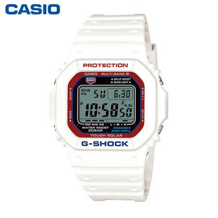 卡西欧/CASIO户外运动男手表硬碰硬防震防水男表GW-M5610TR-7PR
