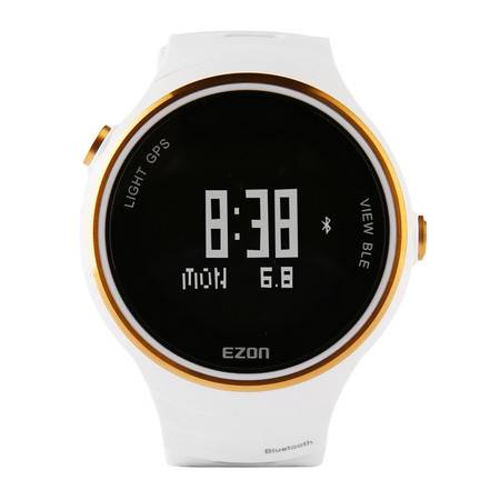宜准(EZON)GPS手表多功能户外运动手表G1A02