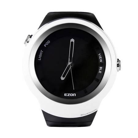 EZON宜准跑步表蓝牙智能腕表手表男防水多功能户外运动电子手表S3A02
