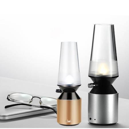 联创复古吹控灯 DF-LP0510M吹控煤油灯USB充电调光金属台灯Mac材质小夜灯餐厅酒吧灯