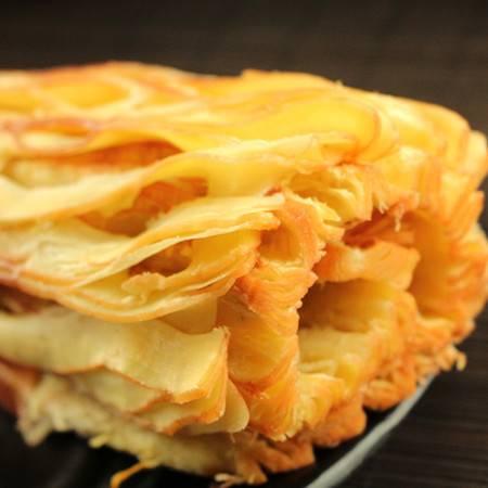 山东特产鱿鱼片500g包邮即食海鲜零食小吃香辣手撕鱿鱼条烤鱿鱼丝