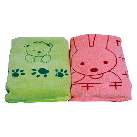 积分-金花毛巾(无包装)74*36cm JH001