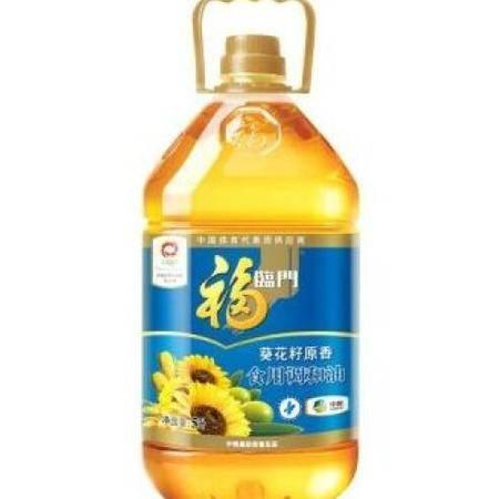 积分-福临门葵花籽原香食用调和油