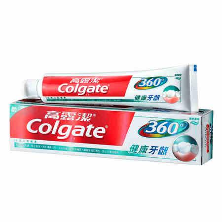 Colgate高露洁 高露洁 360°健康牙龈牙膏 90g