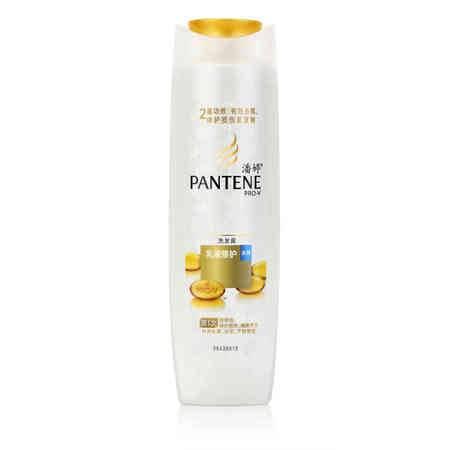 潘婷洗发水 乳液修复去屑洗发露 200ml修护+隔离