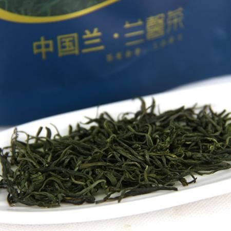 2015新茶贵州特产绿茶兰馨牌云雾翠绿茶毛峰新品上市