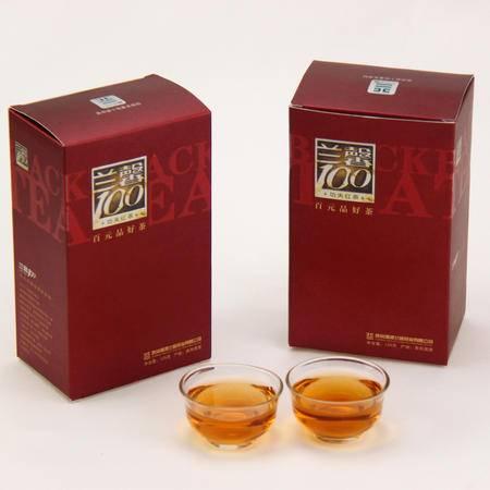 兰馨100纸盒红茶(125g纸盒装)红茶中的 经典商务办公茶