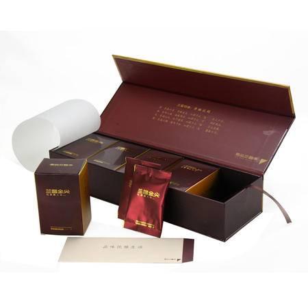 兰馨金尖君尚金尖红茶(120g装)贵州典型国际化口味红茶
