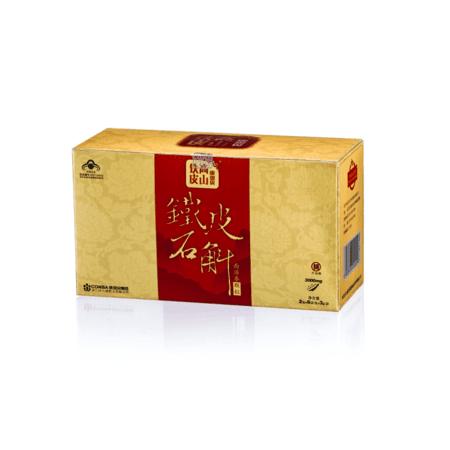无糖铁皮枫斗晶12包盒装
