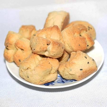羊角蹄浙江天台特产小吃传统糕点点心 手工零食 下午茶点心 糕点