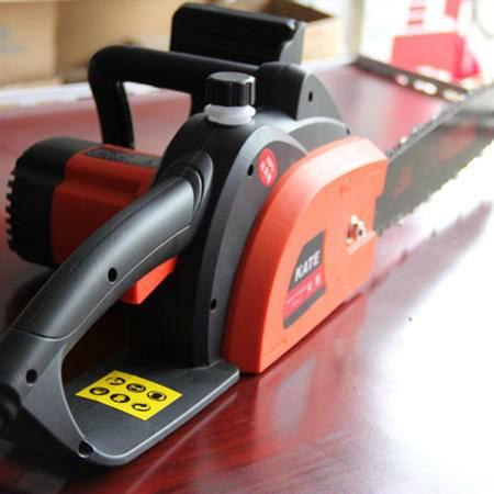 【江西农商】卡特手动伐木锯高品质链条轻便型电链低反弹商质量导板自动供油系统KT8018C手动伐木锯
