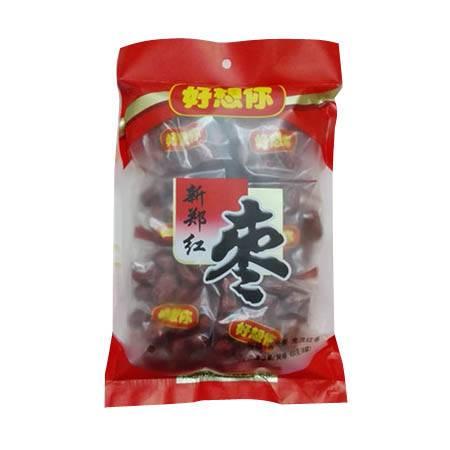 好想你新郑红枣450克免清洗开袋即食