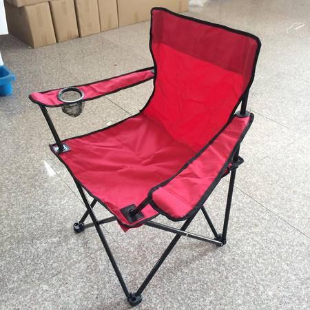 【江西农商】户外迷你便携椅钓鱼椅野餐烧烤沙滩 扶手椅靠背椅子折叠椅超轻便