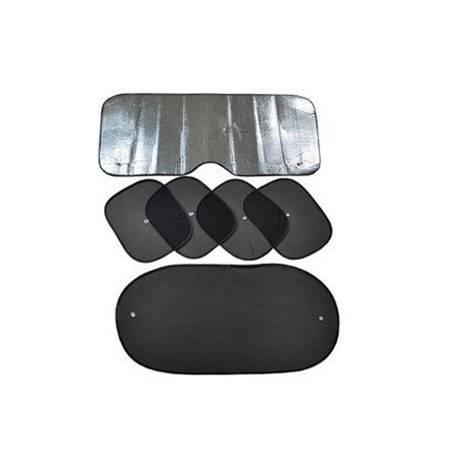 【江西农商】汽车遮阳挡 套装 汽车防晒 遮阳挡 汽车防晒 加厚型 6件套