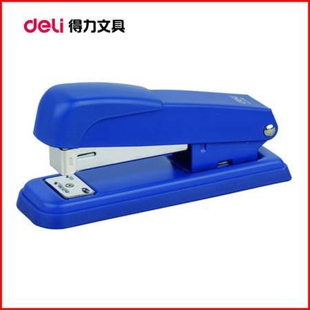 【江西农商】12#订书机 deli得力0309 12号钉标准省力订书器 办公用品