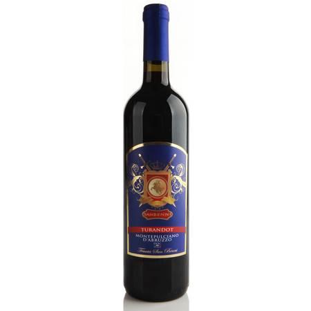 意大利圣贝尼图兰朵干红葡萄酒750ml