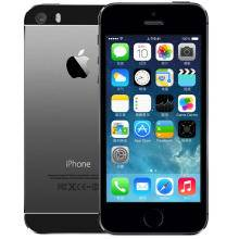 苹果 Apple iPhone5s(A1530)移动联通4G手机 灰色 16G 套装送钢化膜