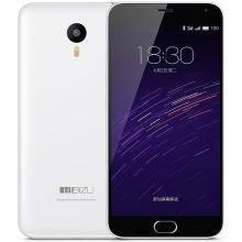 魅族 魅蓝NOTE2 移动/联通4G手机 白色
