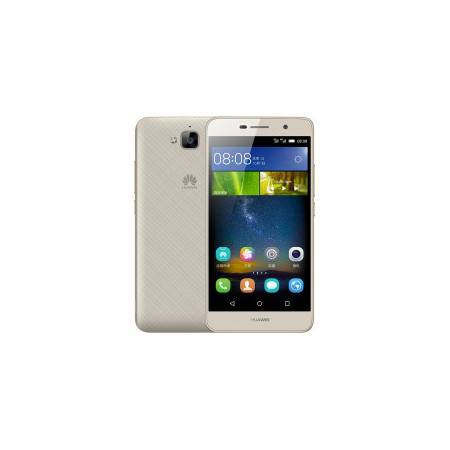 华为 荣耀畅享5 全网通 移动联通电信4G手机 金色 套装送钢化膜